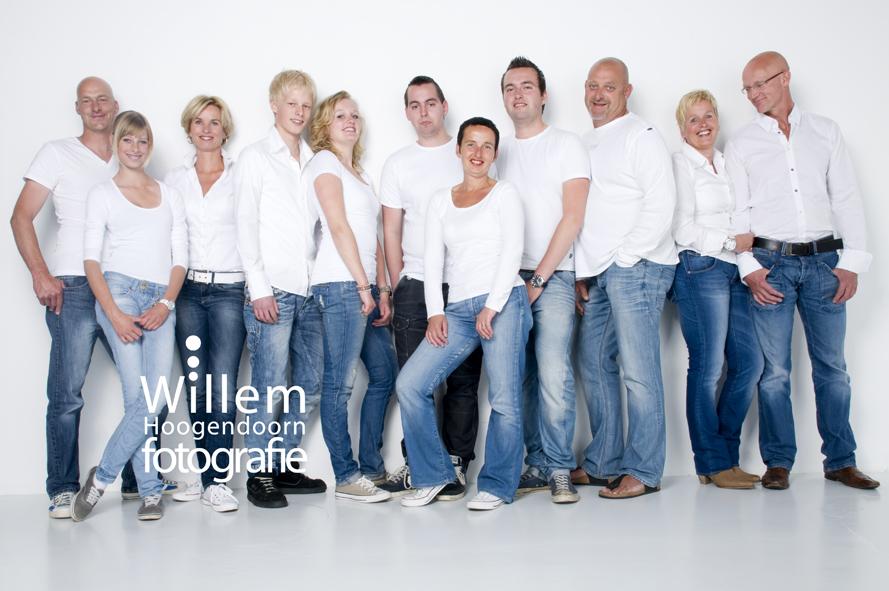 portretfotograaf familieportret groepsfoto