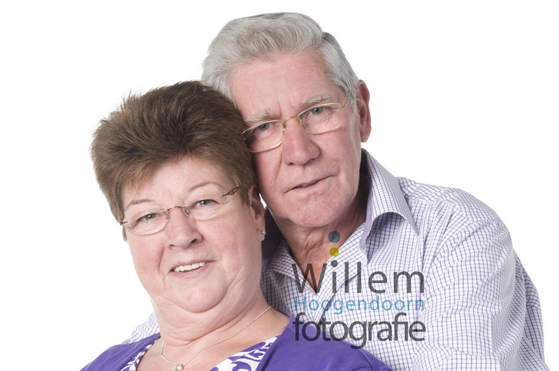 familieportret portretfotografie opa en oma jubileum Willem Hoogendoorn Fotografie Woerden