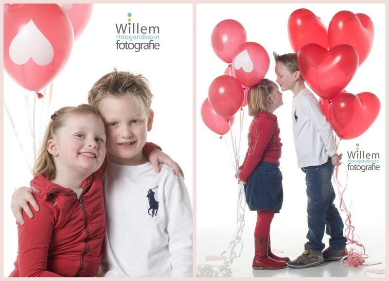 kinderportret lief ballonnen styling fotograaf Woerden Willem Hoogendoorn Fotografie