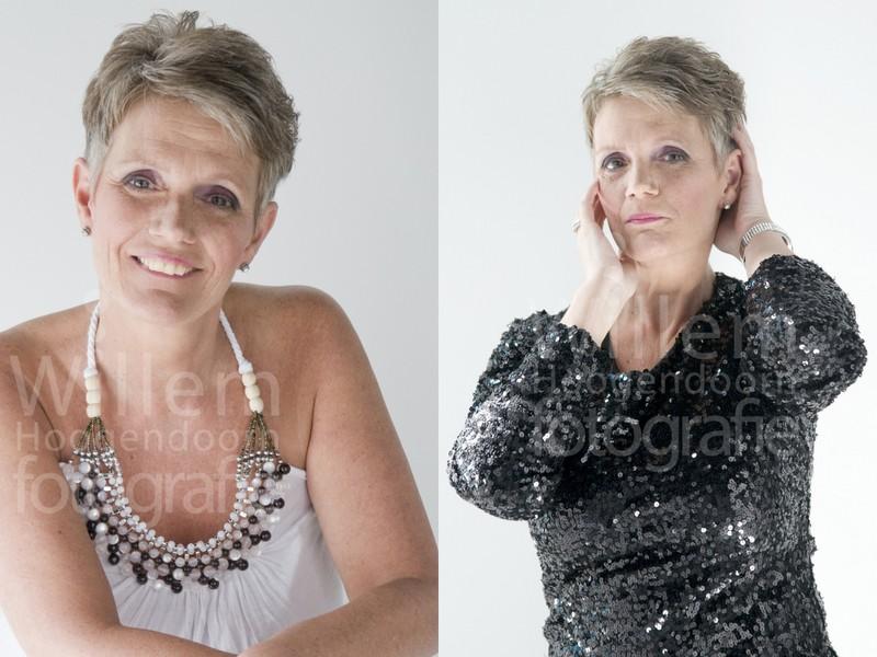 Glamour fotografie visagie hairstyling fotoshoot moeder en dochter zussen vriendinnen Willem Hoogendoorn Fotografie Woerden vrouwelijk vrouwen dagje uit