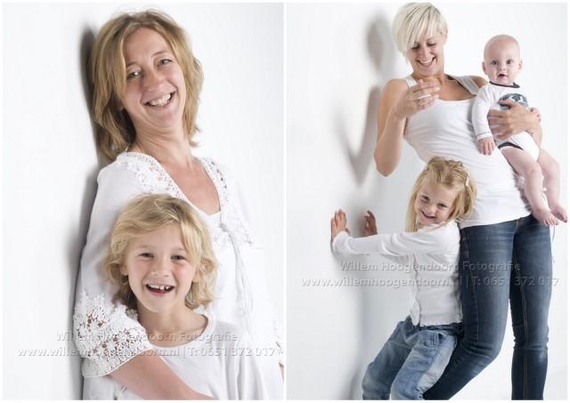 familiefotografie familieportret groepsfoto groepsportret moeder en zoon moeder en dochter