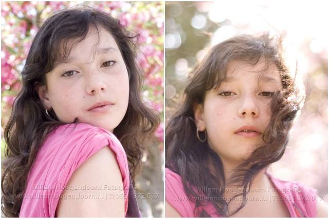 kinderportret kinderfotografie bloesem
